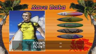 Surf Riders (PSX) - Complete Walkthrough (No Commentary)