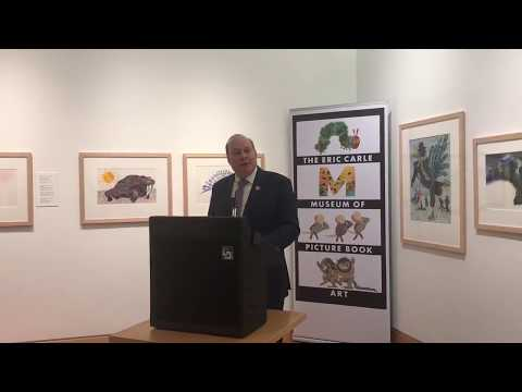 Mass Senate President Stan Rosenberg Talks About the Cultural Facilities Fund