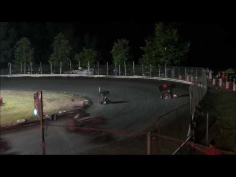 500 Intermediate @ Cycleland Speedway 6-25-16