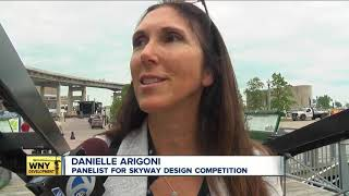 Next steps in Skyway Design Project: design submissions due Friday