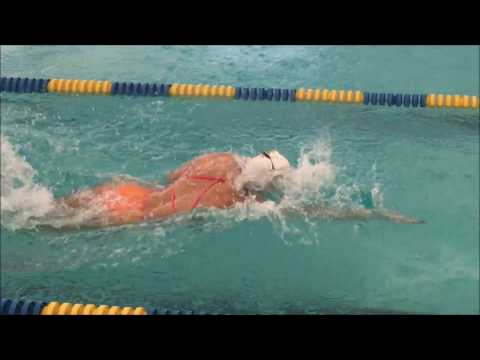 Flow Swimming: Human Paddle Drill with Ali DeLoof