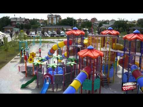 Konya Büyük Şehir Belediyesi Karaaslan Hadimi Parkı Hava Çekimleri