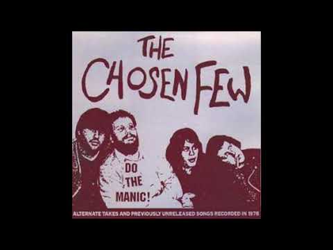 The Chosen Few  ‎–  Do The Manic!  (FULL ALBUM COMP  1998)