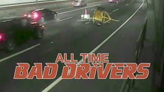 All Time Bad Drivers || Funny Videos