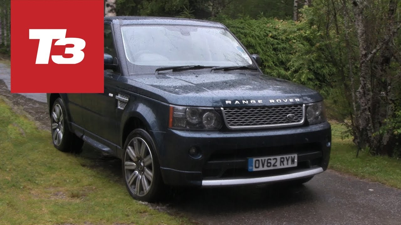 Range Rover Autobiography >> Range Rover Autobiography Sport 2013 tent test - YouTube