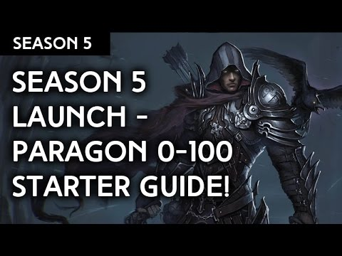 how to get fast paragon levels in diablo 3