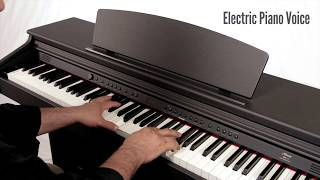 Artesia DP-3 Plus Digital Piano Feature Overview