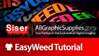 Siser® EasyWeed™ Extra Heat Transfer Material for Nylon and Leather - All Graphic Supplies