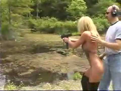 from Jalen bad ass girls naked shooting guns