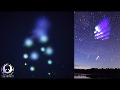 NASA Testing MOCK-UP Alien Invasion? 7/1/17