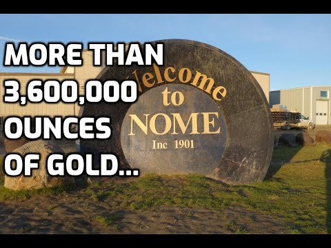 Alaska Gold Mining: Introduction to Nome