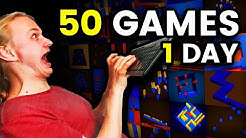Making 50 Games in 1 Day!