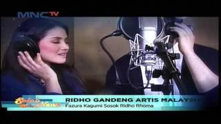Ridho Roma Gandeng Artis Malaysia - Seleb On News (22/10)