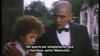Annie (1982). Trailer. Subtitulado al español.