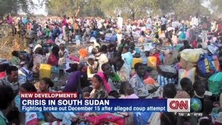 Fears of civil war in South Sudan