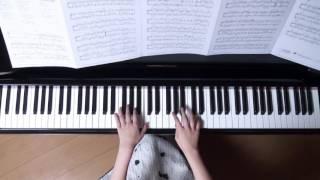 使用楽譜;ぷりんと楽譜・上級、 2016年11月27日 録画、
