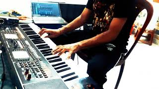 Dream Theater -Pull me Under (keyboard cover) The Pipe Dream