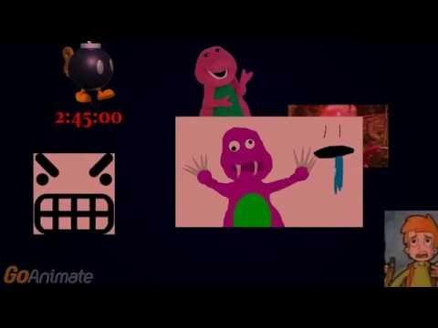 Matt Gets a Barney Error on Windows Vista
