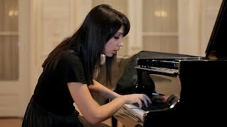 Download Chopin - Nocturne in F Minor, Op 55, No 1 - Virna Kljaković, piano MP3 song and Music Video