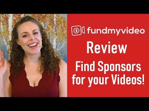 FundMyVideo Review: Great for Creators & Brands! How to Find Sponsors for Your Videos