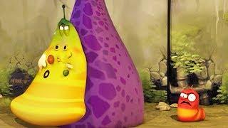 LARVA - MISSING PIZZA | Cartoon Movie | Cartoons For Children | Larva Cartoon | LARVA Official