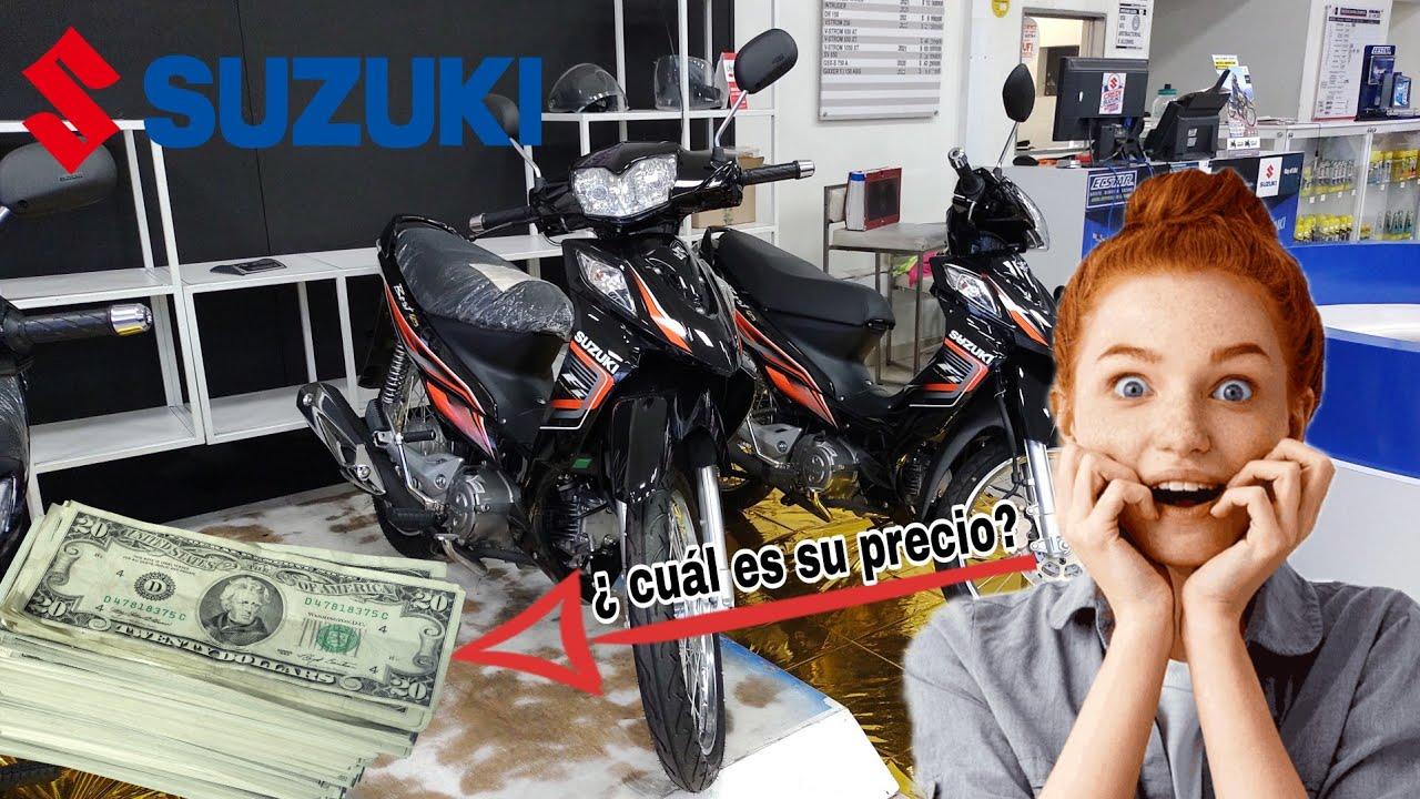 Así es la nueva🔥 Suzuki Best 125 modelo 2022  Fi, que la hace tan costosa, precio descripción video