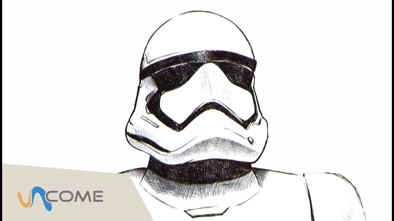 Disegni Star Wars Stormtrooper Youtube