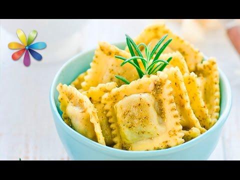 Равиоли с грибами и сыром: блюдо из «МастерШеф. Дети» – Все буде добре. Выпуск 776 от 17.03.16
