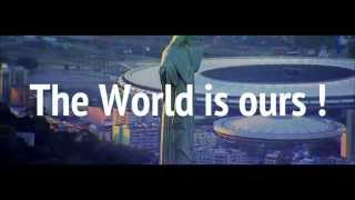 ナオト・インティライミ - The World is ours ! from 「THE BEST!」
