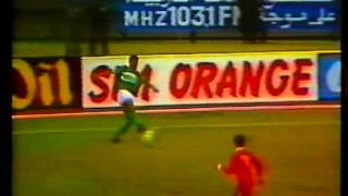 Finale aller Coupe d Afrique des clubs champions 1989 Raja Casablanca- MCOran(Part.2) 2017 Video