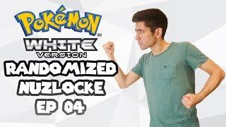 Pokemon White Randomized Nuzlocke LIVE! EP 04 COLD STORAGE!? Come hangout!
