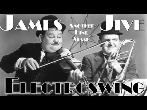 Electroswing meets Popculture - Another fine mash! - Mix (DJ James Jive)