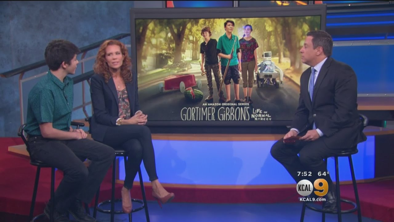 Download Stars Of 'Gortimer Gibbon's Life On Normal Street' Discuss New Season