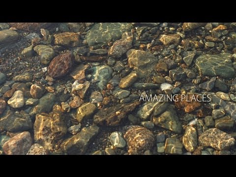 AMAZING PLACES: 8 Part Web Series about Hiking the FUNDY Biosphere Reserve (Series Trailer)