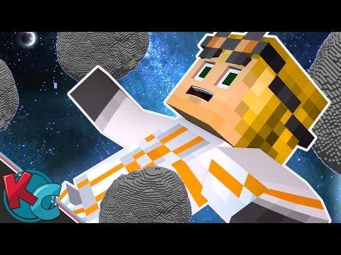 Minecraft Roleplay: OBERON #3 - ASTEROID MINING!