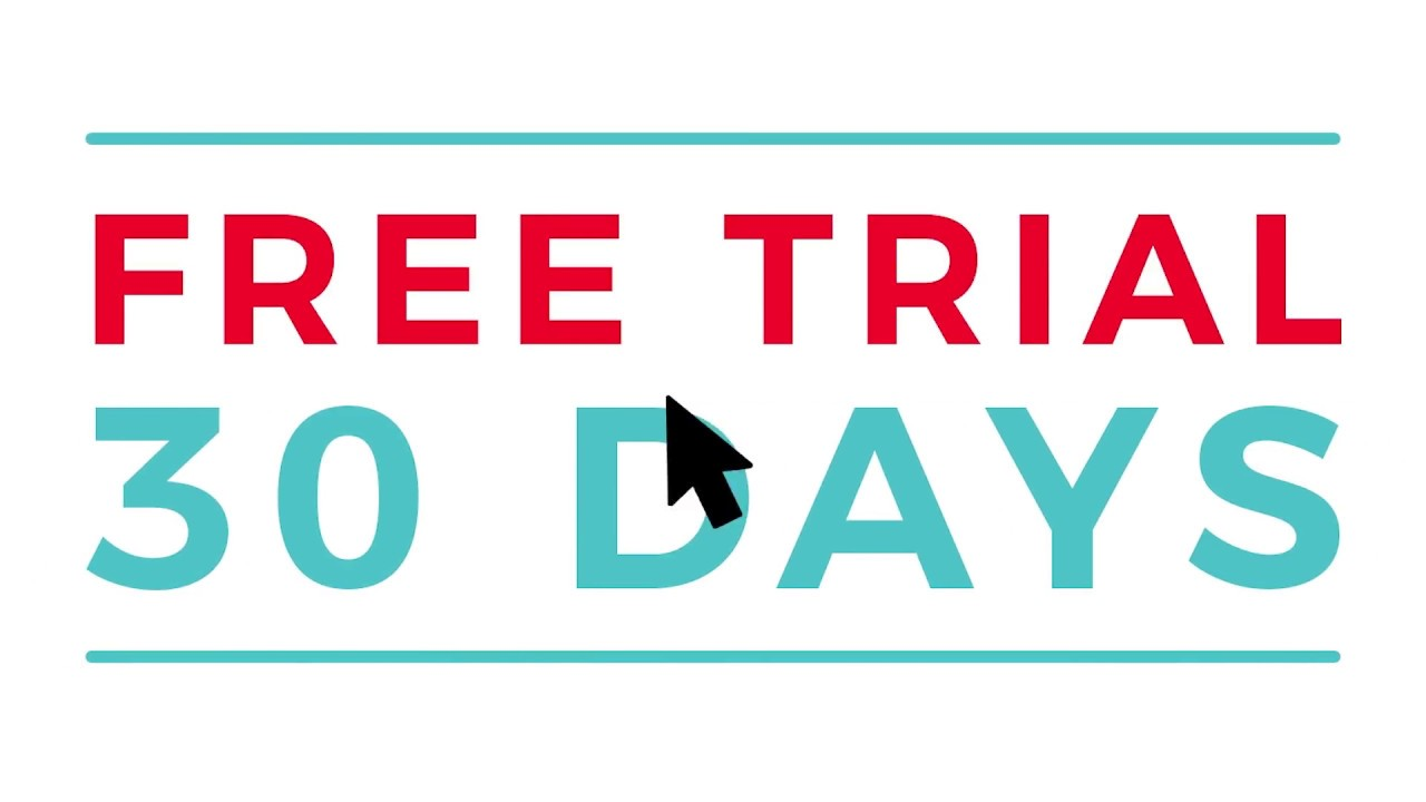 30 day free trial try the app no strings attached youtube