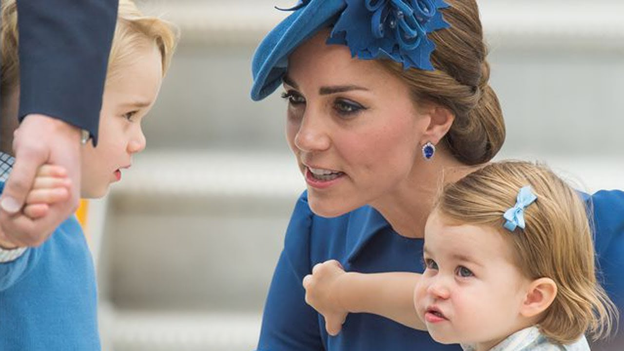 What Most People Don't Know About William And Kate's Kids