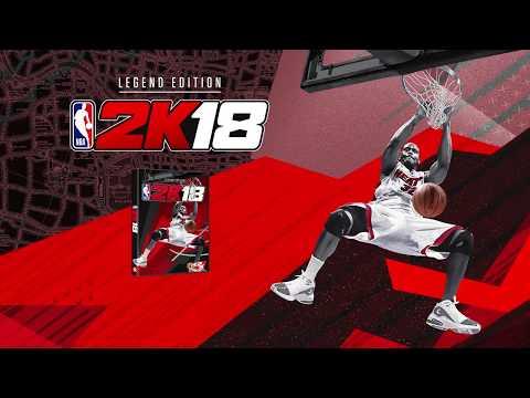 NBA 2K18 Legend Edition - Video