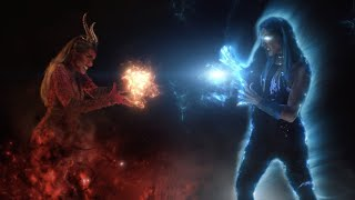 Смотреть клип Ran-D & D-Sturb Ft. Xception - Dance With The Devil