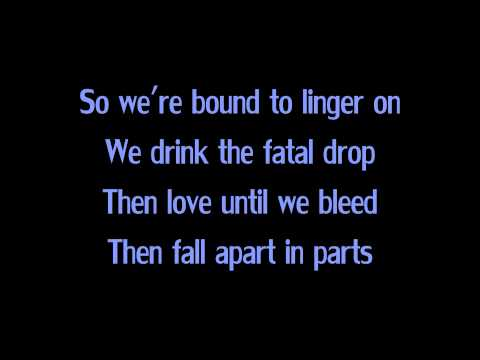Love until we bleed-Lykke Li HD (Lyrics on screen)