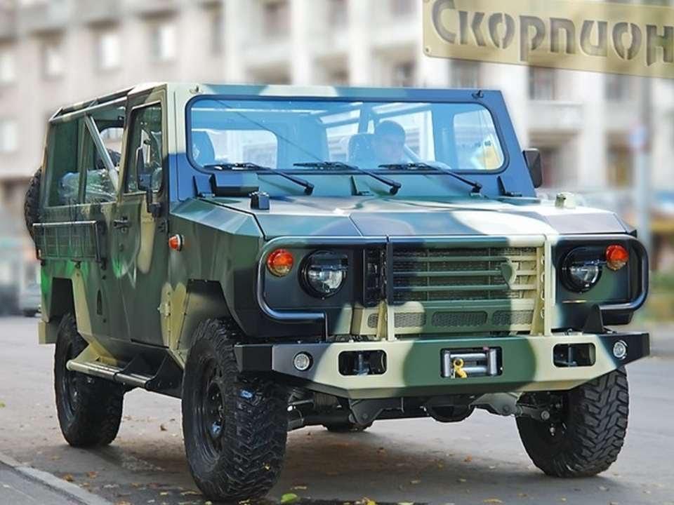 Uaz Scorpion Tuning Russian Cars Youtube