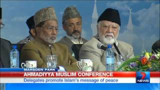7News: Australia Annual Ahmadiyya Muslim Convention