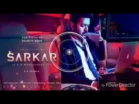 Thalaiva #SARKAR theme hoooosam
