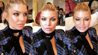 fergie instagram live stream june 7 2018