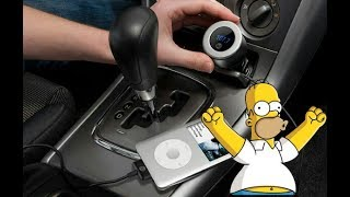 МЕГА Обзор. КАК  ПОДКЛЮЧИТЬ:  Как Настраивать FM модулятор (трансмиттер) в машине + юмор