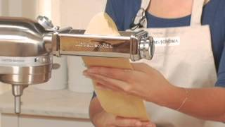 KitchenAid Stand Mixer Pasta Roller Attachment