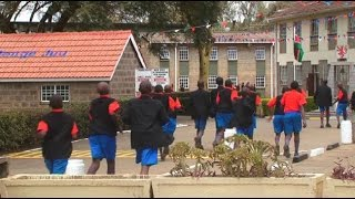 Starehe Boys Centre shines through discipline