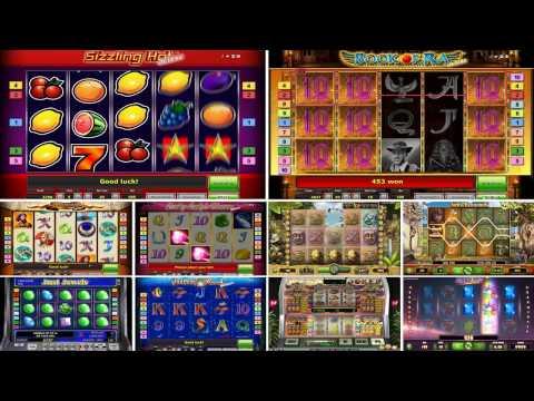 Video Free slots 77777 games