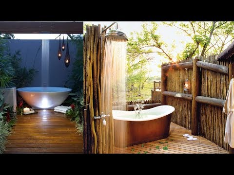 Awesome Outdoor Bathrooms Leaving You Feeling Refreshed
