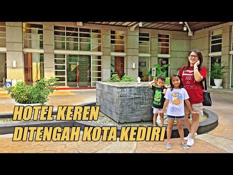 HOTEL KEREN DITENGAH KOTA KEDIRI (HOTEL GRAND SURYA)